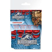 Jurassic World Logo - Card Holder