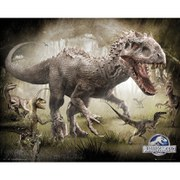 Jurassic World Raptors - Mini Poster - 40 x 50cm