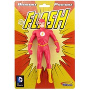 NJCroce DC Comics The New Frontier Flash 6 Inch Bendable Action Figure