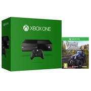 Xbox One Console - Includes Farming Simulator 15