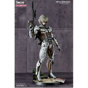 Gecco Metal Gear Solid V Ground Zereos Raiden White Armour Version 1:6 Scale Statue