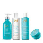 Moroccanoil The Complete Smoothing Regime