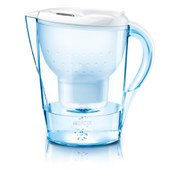 BRITA Marella XL Cool Water Filter Jug - White (3.5L)