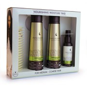 Macadamia Nourishing Moisture Trio With Comb