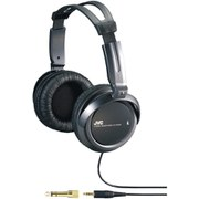 JVC HA-RX300 Original Extra Bass High Quality DJ Headphones - Black