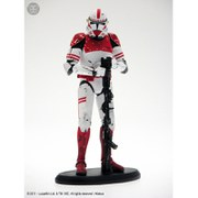 Attakus Star Wars Elite Collection Commander Thire 1:10 Scale Statue