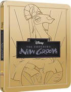 Emperor's New Groove - Zavvi Exclusive Limited Edition Steelbook (The Disney Collection #32) - 3000 Only