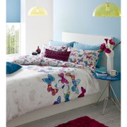 Catherine Lansfield Butterfly Fusion Duvet Set - Multi