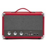 GPO Retro Westwood Bluetooth Speaker - Red