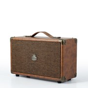 GPO Westwood Bluetooth Speaker - Brown