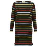 YMC Women's Breton T-Shirt Dress - Multi
