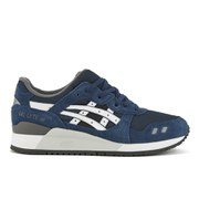 Asics Men's Gel-Lyte III (Varsity Pack) Trainers - Navy/White