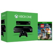 Xbox One Console with Kinect - LEGO: Jurassic World