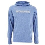 Myprotein Men's Performance Hoodie – Blue