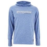 Myprotein Performance Hættetrøje  til mænd - Blå