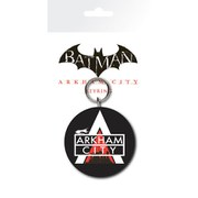 DC Comics Batman Arkham City Logo - Keyring