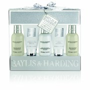 Baylis & Harding Mosaic Jojoba, Silk and Almond Oil 5-Piece Gift Set