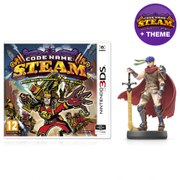 Code Name: S.T.E.A.M. + Ike No.24 amiibo Pack