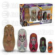 Marvel Guardians Of The Galaxy Nest Dolls Set