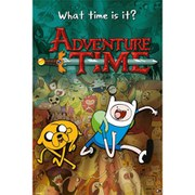 Adventure Time Collage - 24 x 36 Inches Maxi Poster