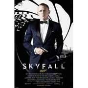 James Bond Skyfall Black One Sheet - 24 x 36 Inches Maxi Poster