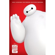 Disney Big Hero 6 I Am Baymax - 24 x 36 Inches Maxi Poster