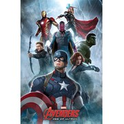 Marvel Avengers Age Of Ultron Encounter - 24 x 36 Inches Maxi Poster