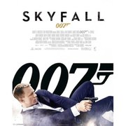 James Bond Skyfall White One Sheet - 16 x 20 Inches Mini Poster