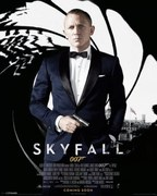 James Bond Skyfall Black One Sheet - 16 x 20 Inches Mini Poster