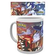 Pokemon Oras - Mug