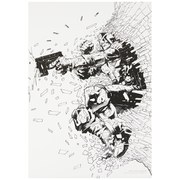 2000AD Judge Dredd Underbelly Print – Extremely Limited Stock