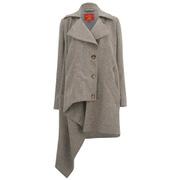 Vivienne Westwood Red Label Women's Military Coating Blanket Kaban - Natural