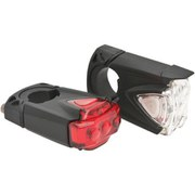 Bell Radian 850 Rechargeable LED Bike Light set