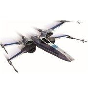 Hot Wheels Elite Star Wars The Force Awakens Resistance X-Wing Fighter Vehicle