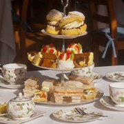 Afternoon Tea and Tour for Two at Wedgwood