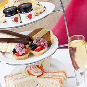 Champagne Afternoon Tea for Two at Rudding Park