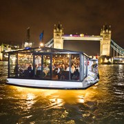 Thames Dinner Cruise for Two