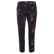 Great Plains Women's Atomic Slim Trousers - True Navy