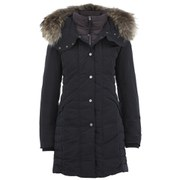 Parajumpers Women's Angie Coat - Blue/Black