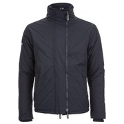 Superdry Men's Quilted Arctic Windcheater Jacket - French Navy