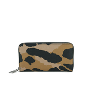 Sonia by Sonia Rykiel Women's Roxane Zip Around Purse - Leopard