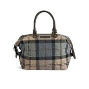 Barbour Women's Munro Tartan Mini Holdall Bag - Winter Tartan
