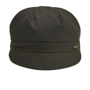 Barbour Women's Aspley Baker Boy Hat - Olive