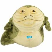 Star Wars Jabba The Hutt Medium Talking Plush Action Figure