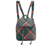 Vivienne Westwood Women's Derby Mini Backpack - Derby Mac Henry