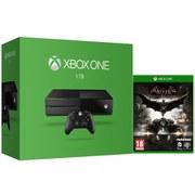 Xbox One 1TB Console - Includes Batman: Arkham Knight