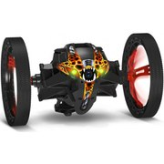 Parrot Minidrone Jumping Sumo 'Insectoid' (Live Video Streaming and Recording) - Black