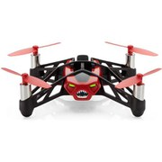 Parrot Minidrone Rolling Spider (Inc Mini Camera and Removable Wheels) - Red