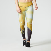 Myprotein FT Athletic Frauen Leggings – Gold