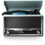 Philips OTT2000 Classic Micro Sound System - Silver